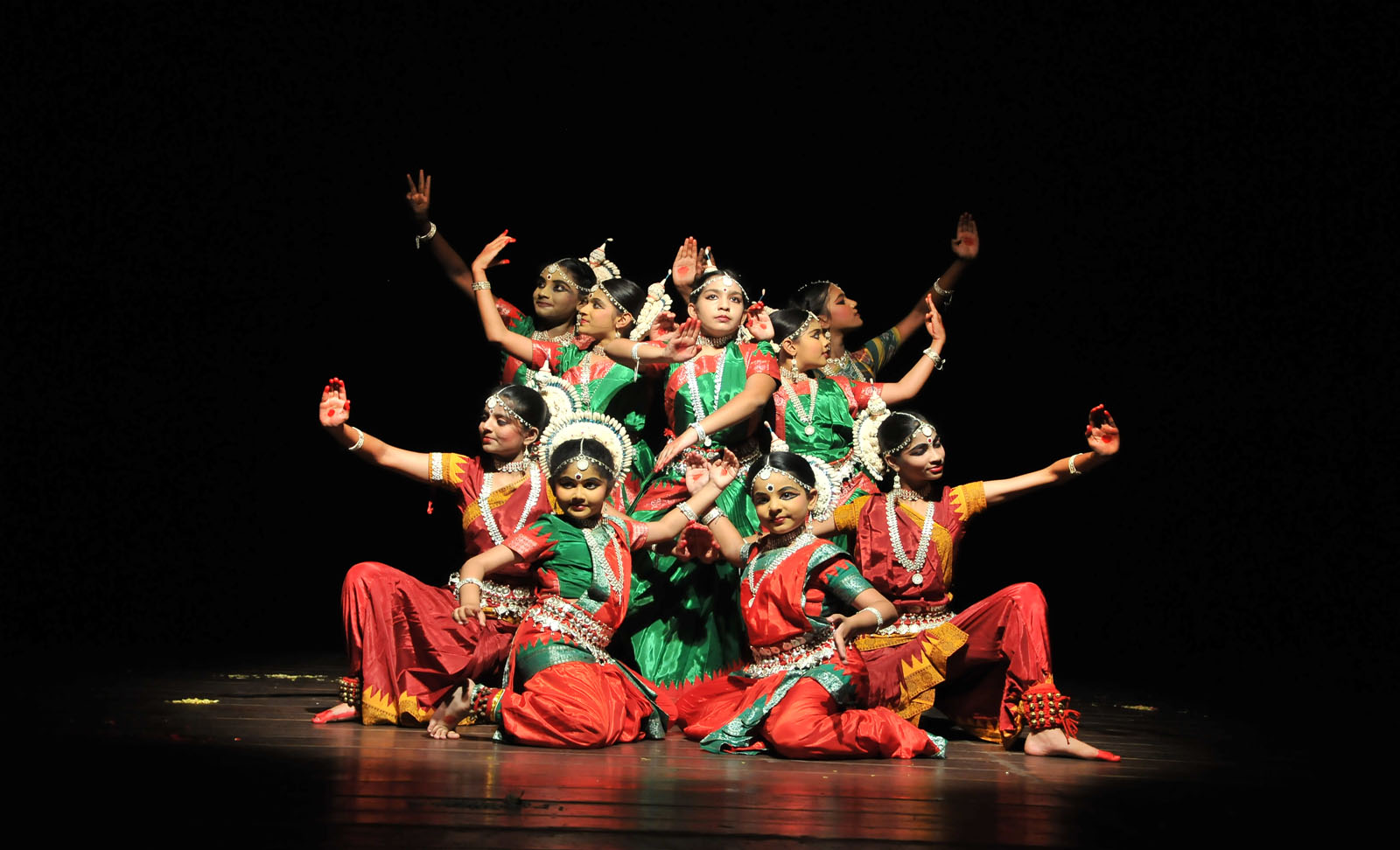 Discovered the therapy to the trafficking victims- Indian classical Dance has that Magic