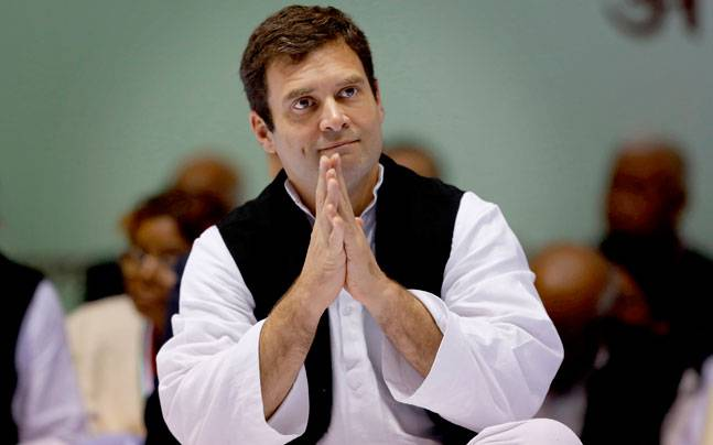 Heading towards JNU Support, says Government is scared of my words: Rahul Gandhi